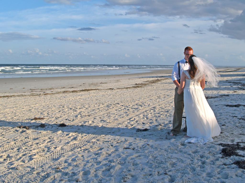 Paradise Beach Weddings New Smyrna Fl
