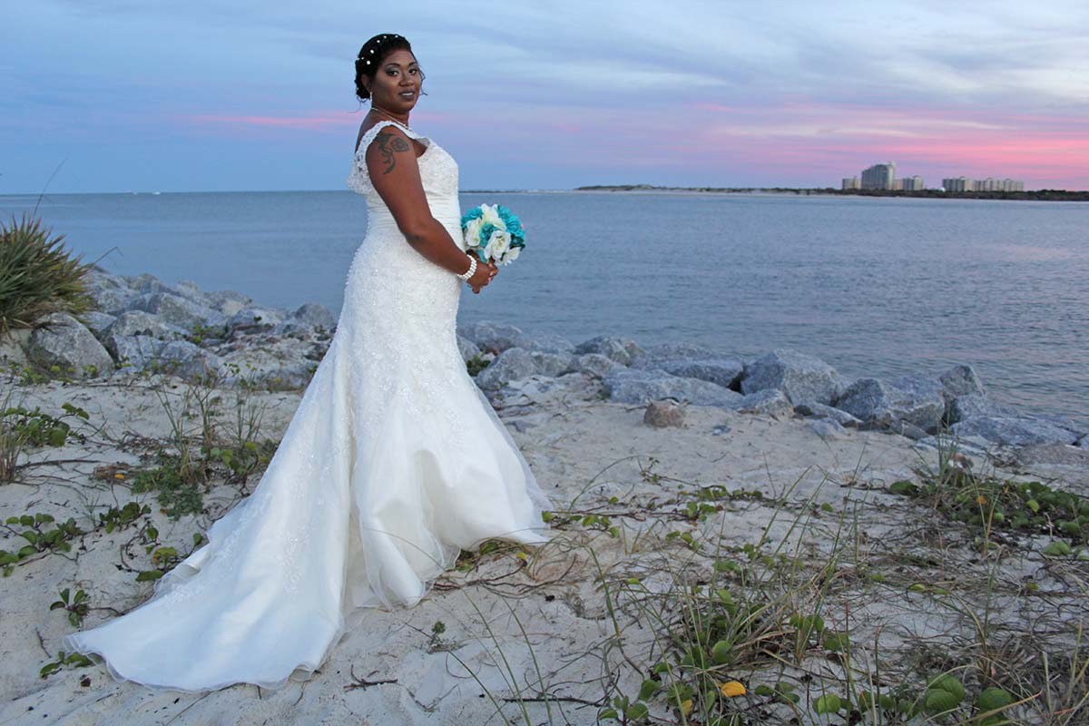 Volusia County Beach Weddings