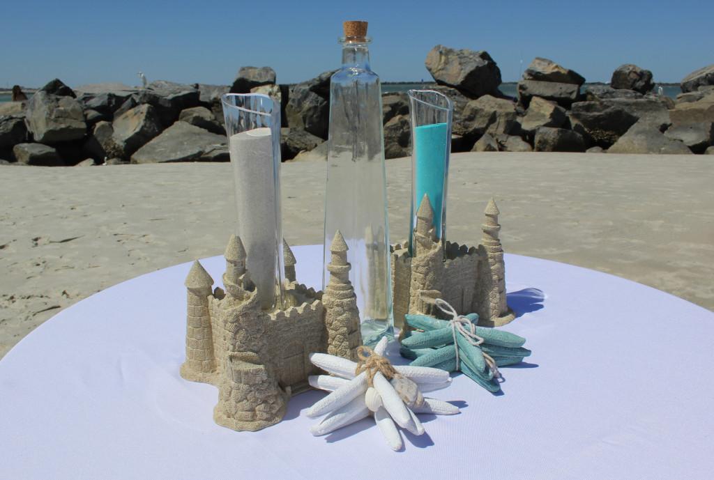 Beach Ceremony: Paul Beaver & Pamela Patterson 4/9/16